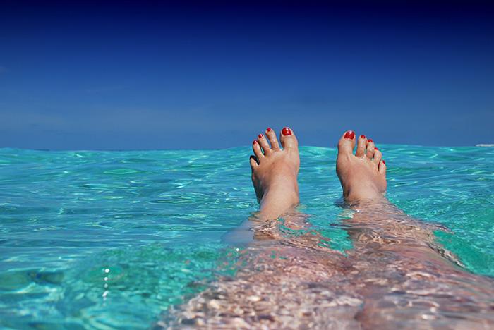 Swimming Anti Aging