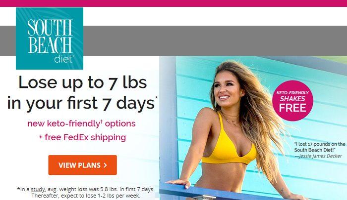 South Beach Diet Featured