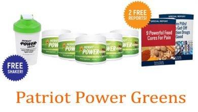 Photo of Patriot Power Greens
